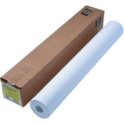 HP Bright White Inkjet Paper-914 mm x 91.4 m, C6810A