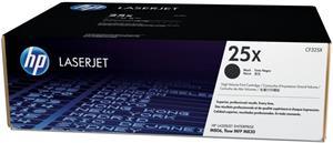 HP Čierna tonerová kazeta HP25X