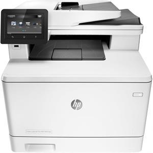 HP LaserJet Pro M377dw, (color laser)