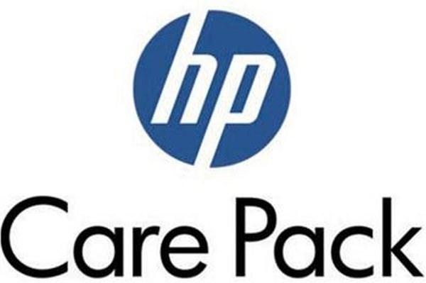 HP NextBusDay Onsite DT Only HW Supp, papierová záruka
