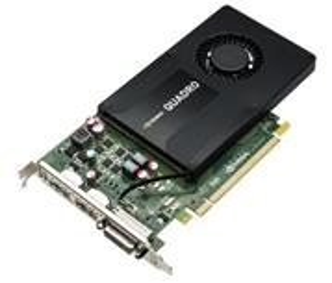 HP NVIDIA Quadro K2200 4GB 2xDP 1xDVI