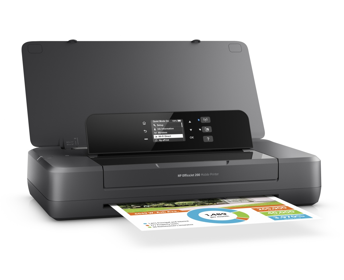 HP OfficeJet 202