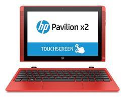 HP Pavilion x2 10-n003nc, červený