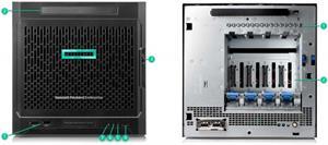 HP, ProLiant MicroServer G10 X3216