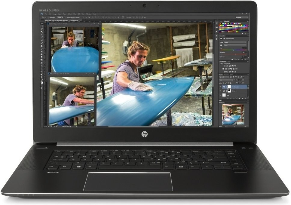 HP ZBook 15 Studio G3 T7V78ES