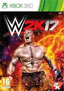Hra pre Xbox 360: WWE 2K17
