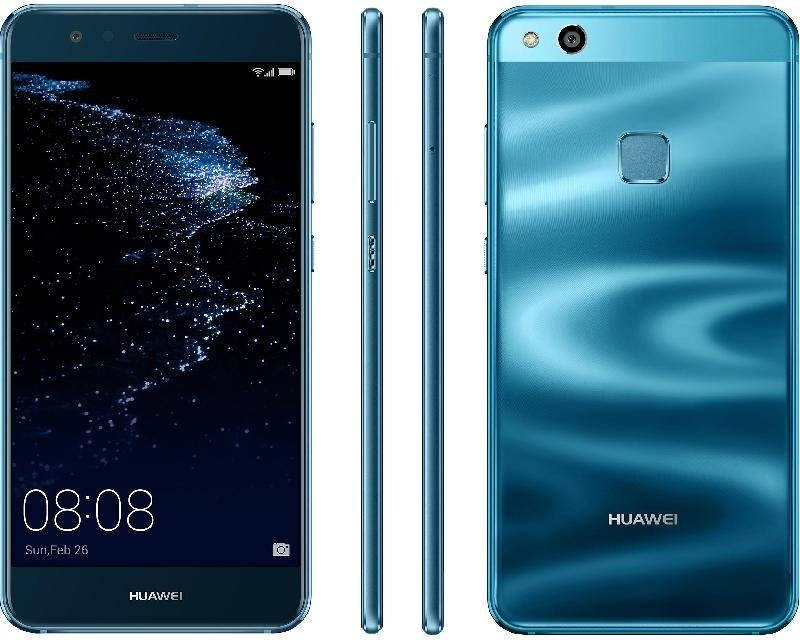 Huawei P10 Lite, DualSIM, modrý