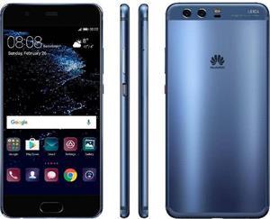 Huawei P10 Plus, modrý