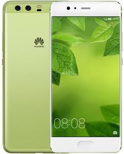 Huawei P10 Plus, zelený