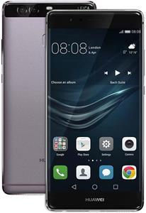 Huawei P9 Titanium, sivý