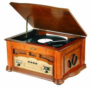 Hyundai RTC315 + CD, retro gramofón