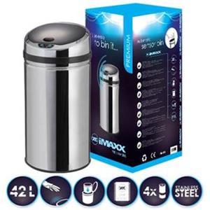 IMAXX senzorový odpadkový kôš Premium 42L
