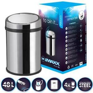 IMAXX senzorový odpadkový kôš Primo 48L