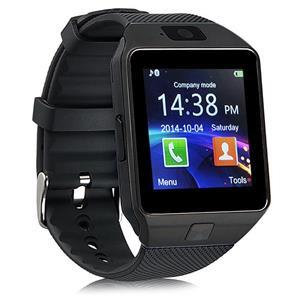 """IMMAX chytré hodinky SW1/ 1.56"""" TFT LCD/ MTK6260A/ 128MB RAM/ 64MB HDD/ microSIM/ BT/ mini USB/ česká lokalizace/ černé"""
