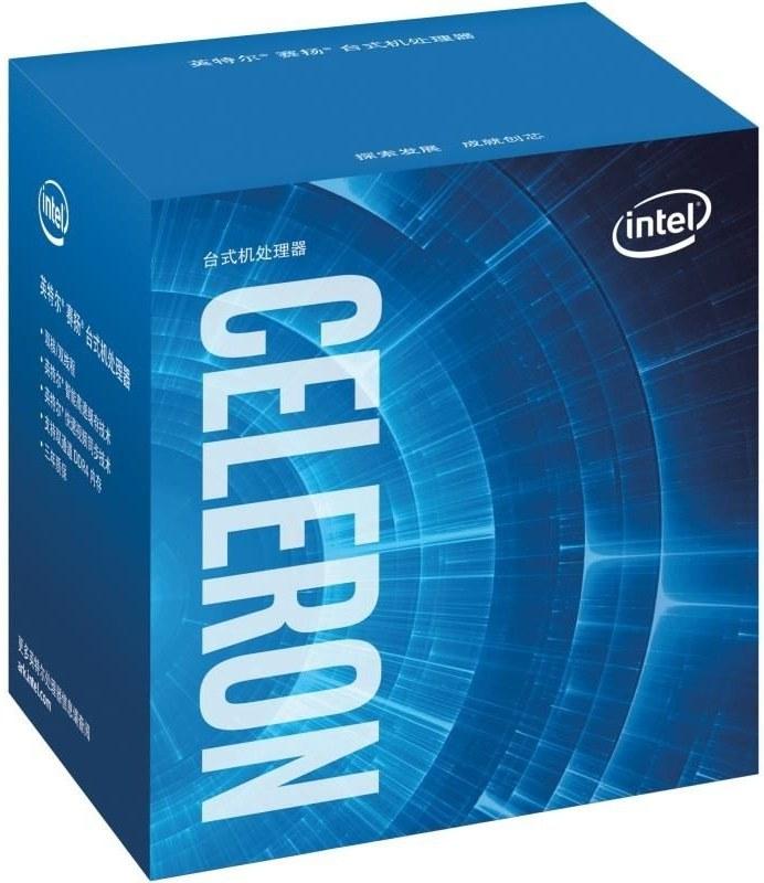 Intel Celeron G3900, 2.8GHz, BOX