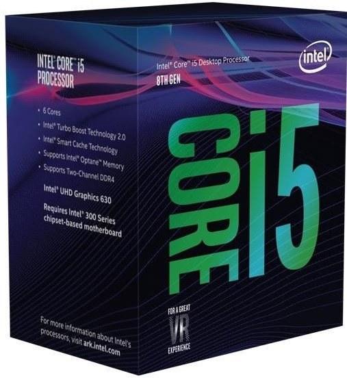 Intel® Core™i5-8400, Box