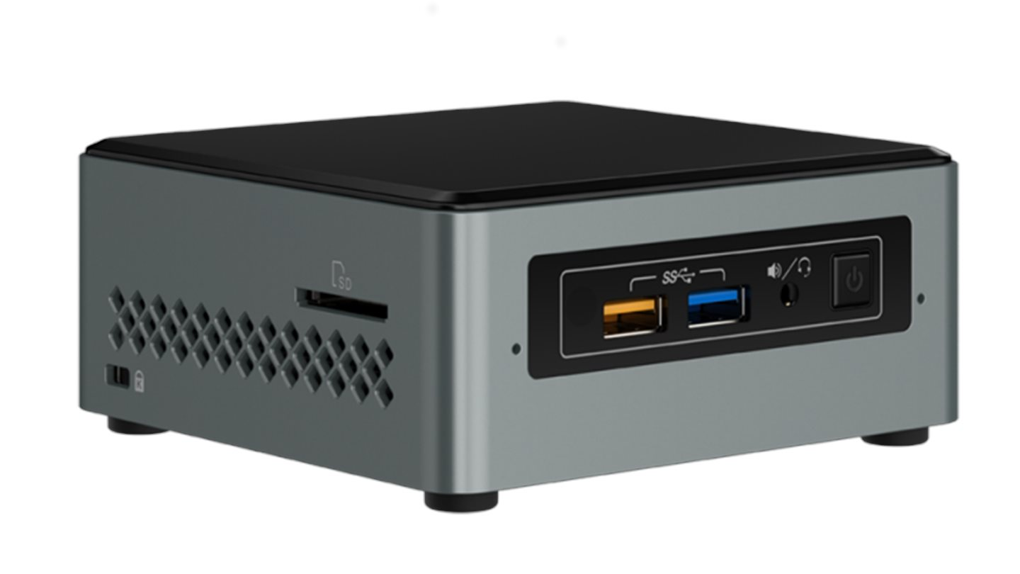 Intel NUC Kit 7I3BNK