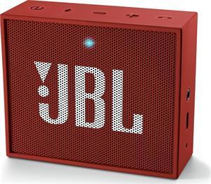 JBL GO bluetooth Red, reproduktor, červený