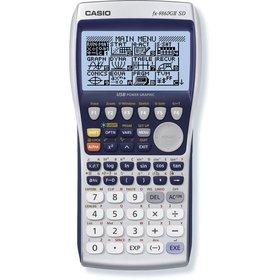 Kalkulačka grafická Casio FX 9860G IISD