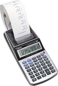 Kalkulačka s tlačou Canon P1-DTSC