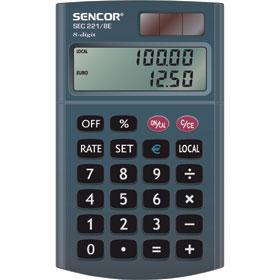Kalkulačka Sencor SEC 221