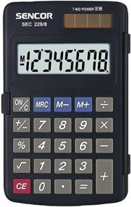 Kalkulačka Sencor SEC 229/8