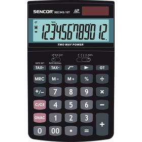 Kalkulačka Sencor SEC 343 12T Dual