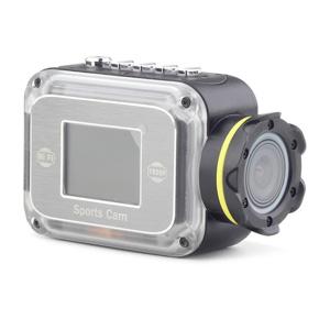 Kamera do auta Gembird ACAM-W-01, Full HD, prenosná, vodeodolný obal, WiFi