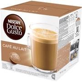 Kapsule Dolce Gusto CafeAuLait