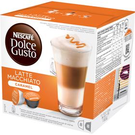Kapsule Dolce Gusto Caramel Latte Macchiato