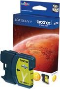 kazeta BROTHER LC-1100 Ink Yellow HY pre MFC-6490CW/DCP-6690CW