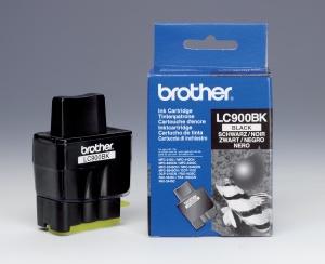kazeta BROTHER LC-900 Black, MFC210C/410CN (500str.) 2- balenie