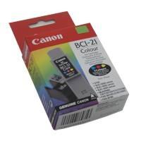 kazeta CANON BCI-21 Tri-Color, BJC 2000/2100/4xxx/5x00