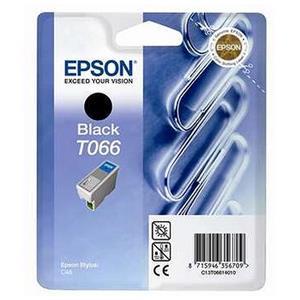 kazeta EPSON T066140 Black, C48
