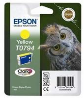 kazeta EPSON T0794 Yellow, sova (11ml.)