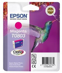 kazeta EPSON T080340 Magenta, R265/360/RX560