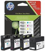 kazeta HP 932XL/933XL Combo Pack