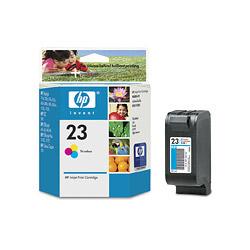 kazeta HP C1823DE No.23 Tri-Color (370str.)