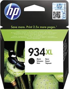 kazeta HP C2P23AE No.934XL, black