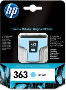 kazeta HP C8774EE No. 363 Light Cyan (5,5 ml)