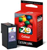 kazeta LEXMARK no.29 18C1429E Tri-Color Z845/Z1320 (150str.)