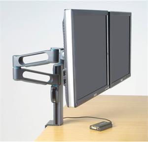 Kensington Dual rameno na monitor