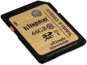 Kingston Ultimate SDXC 64GB