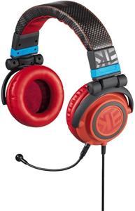 Knallbunt 2.0 Headset, červený