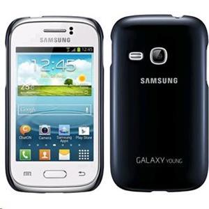 Kryt na mobil SAMSUNG EP-PS631BLEGWW GalaxyYoung