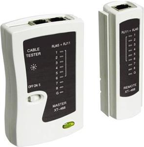 LAN tester pre UTP/STP Token Ring RJ11, RJ45