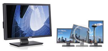 """LCD Dell Ultrasharp 2209WA 22"""" čierny"""