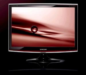 "LCD Samsung T220 (22"") Black"