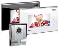 Legrand - domáci video telefón - Handsfree 2-vodičová videosada pre 1 byt - čierna
