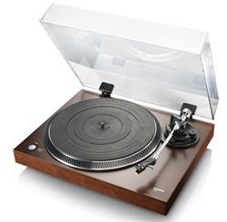 LENCO L 90 USB - drevený gramofón s USB výstupom